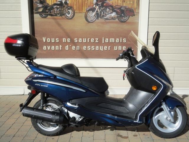 SYM RV 250 2008
