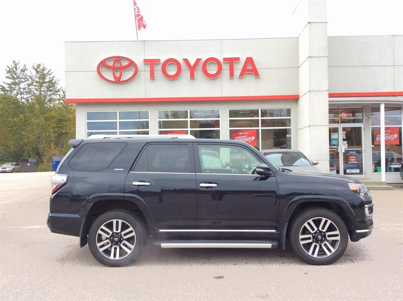 Toyota 4Runner 2016 Limited #18028A