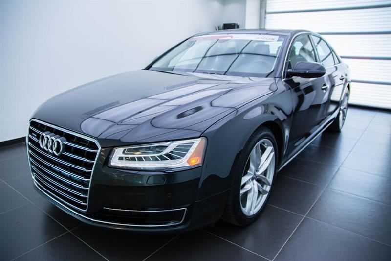 Audi A8 Sport package, B&O , luxury package 2015