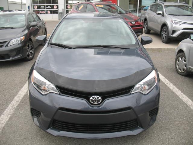 Toyota Corolla 2014 4dr Sdn #17640A