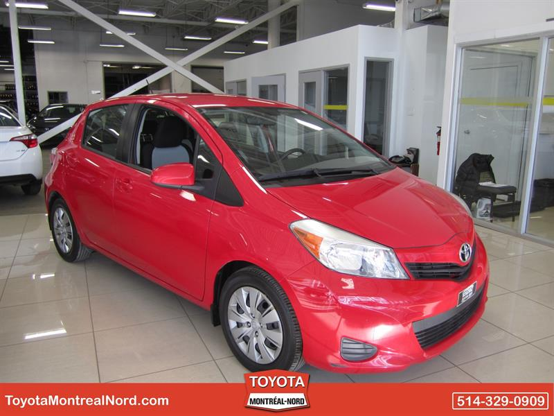 Toyota Yaris 2013 HB LE Gr.Electric #2840 AT