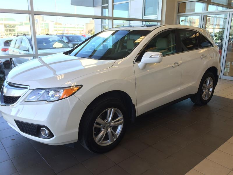 Acura RDX 2015 ** ENSEMBLE TECHNOLOGIE ** #PU5512