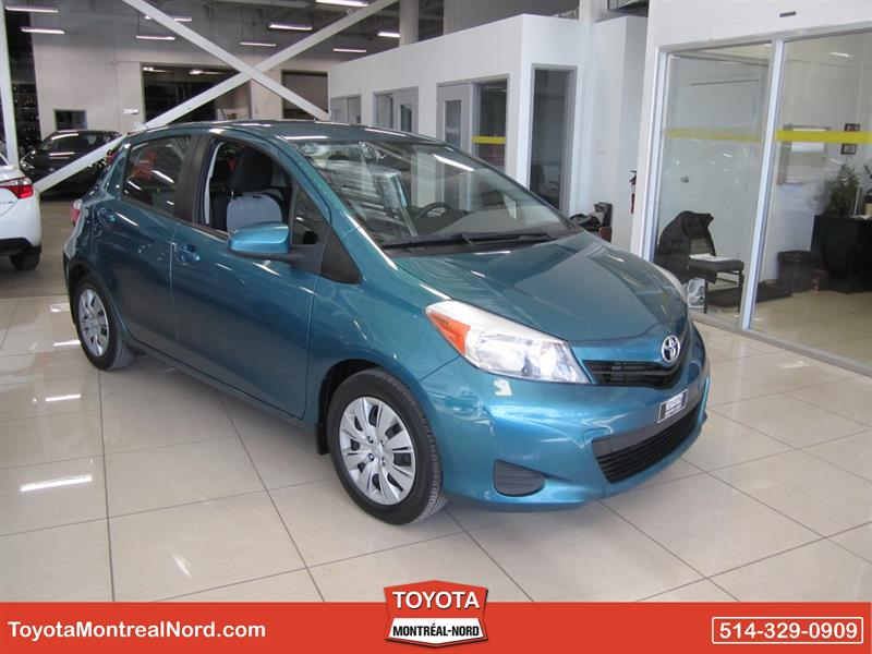 Toyota Yaris 2013 HB LE Gr.Electric #2859 AT