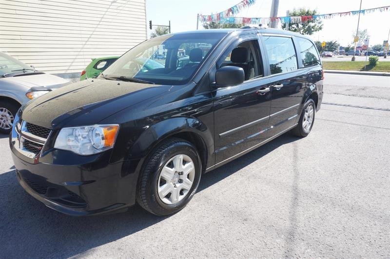 Dodge Grand Caravan 2013 SE NEGOCIABLE #12-127
