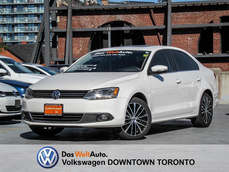 2014 Volkswagen Jetta TSI HIGHLINE #P2476A