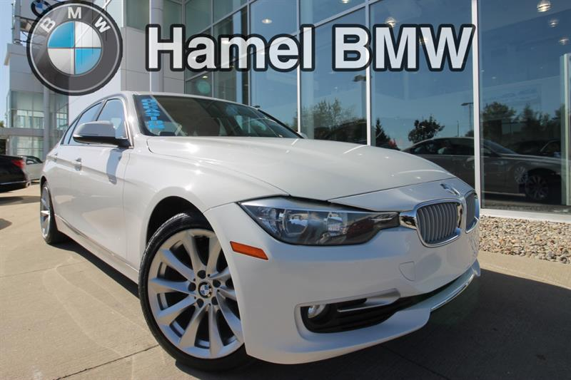 BMW 3 Series 2013 4dr Sdn 320i xDrive AWD #U17-245