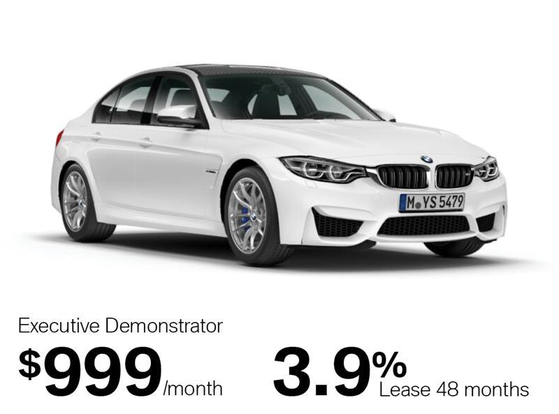 2017 BMW M3 Sedan #H0856