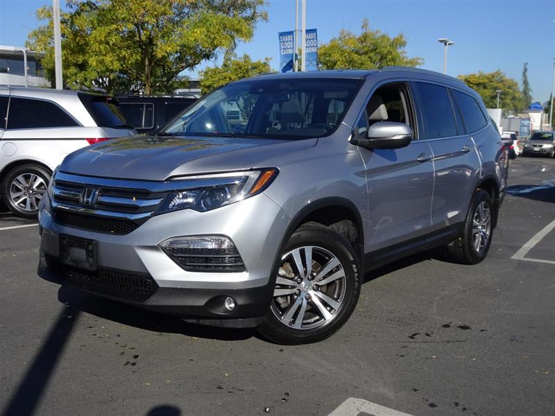 2016 Honda Pilot EX-L w/ RES! Honda Certified Extended Warranty to  #LH7726