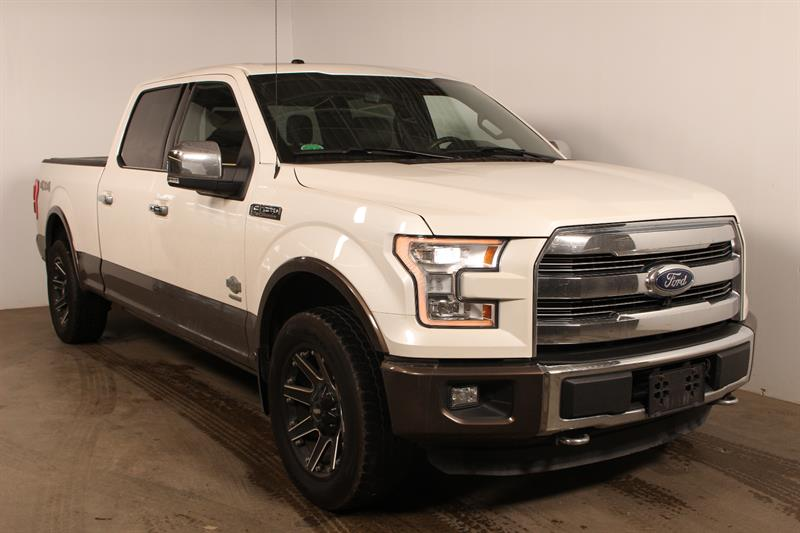 Ford F-150 2016 KING RANCH ** TOUT EQUIPÉ #80035A