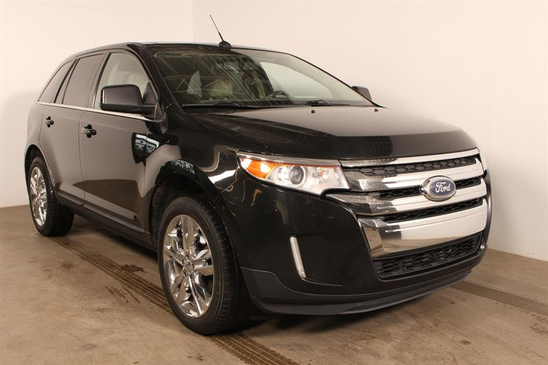 Ford EDGE 2011 Limited AWD ** TOIT + GPS ** #61503a