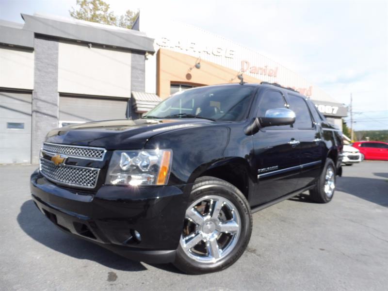 Chevrolet Avalanche 2013 LTZ ** BLACK DIAMOND ** LE PLUS ÉQUIPÉ !! #37467