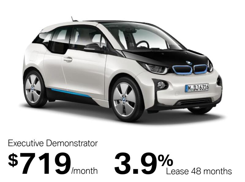 2017 BMW i3 With Range Extender #H2037