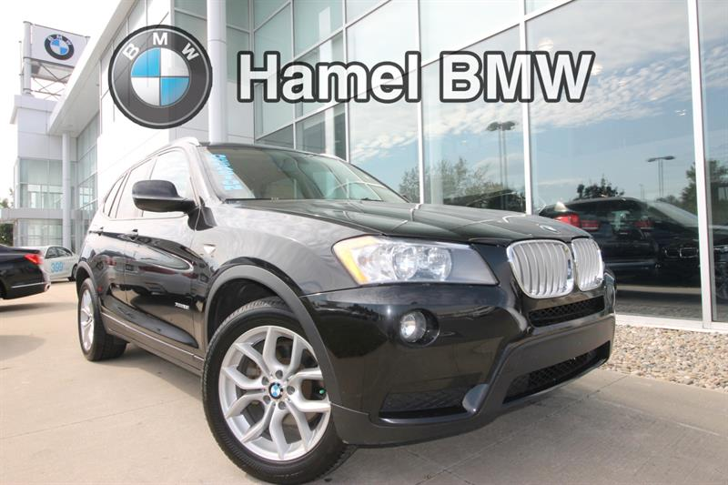BMW X3 2013 AWD 4dr 28i #17-568a