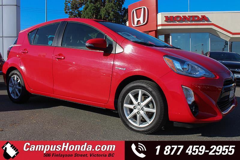2015 Toyota Prius C Technology Hybrid Bluetooth #17-0985A
