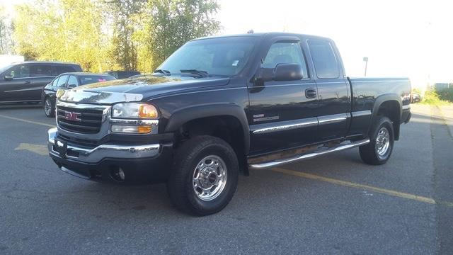 2003 GMC Sierra 2500HD Ext Cab WB 4WD #GP41288