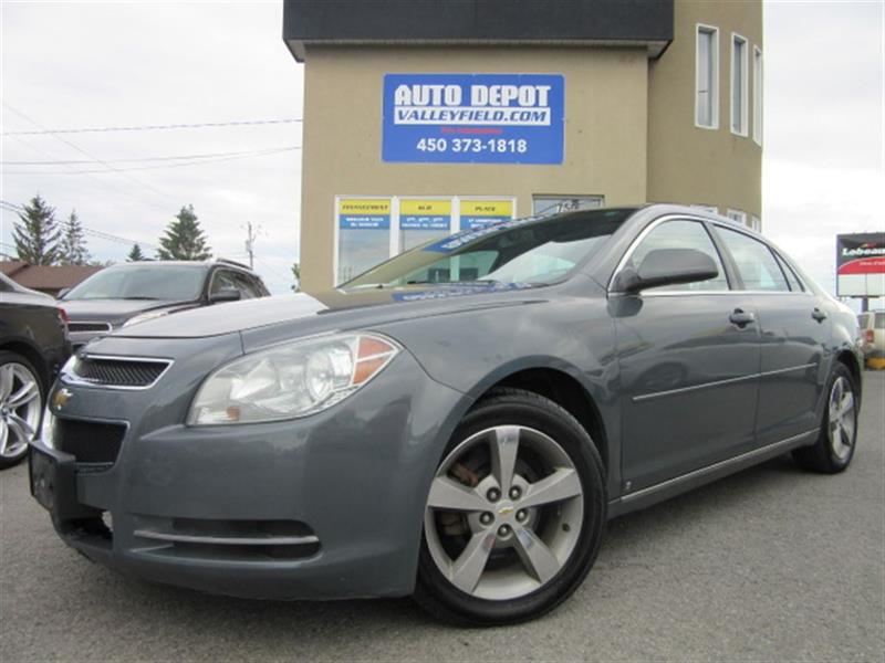 Chevrolet Malibu 2009 LT2 CUIR, TOIT OUVRANT, MAGS #P0682A