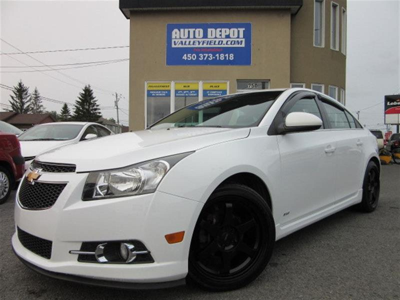 Chevrolet Cruze 2012 LT RS + MAGS, AC, CRUISE #P0744