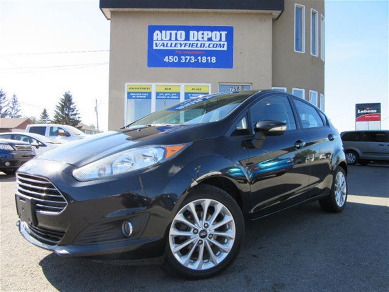 Ford FIESTA 2014 SE Auto. + NAVI, MAGS, AC, CRUISE #P0763