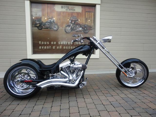 Harley Davidson ARTISANAL SOFTAIL 2006 CHOPPER #UN002126
