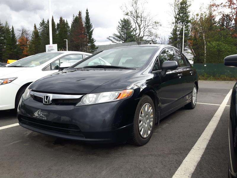 Honda Civic 2008 DX-A Avec A/C, Automatique #h183b
