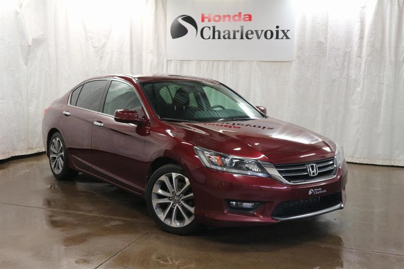 Honda Accord Sedan 2014 Sport #C2619A