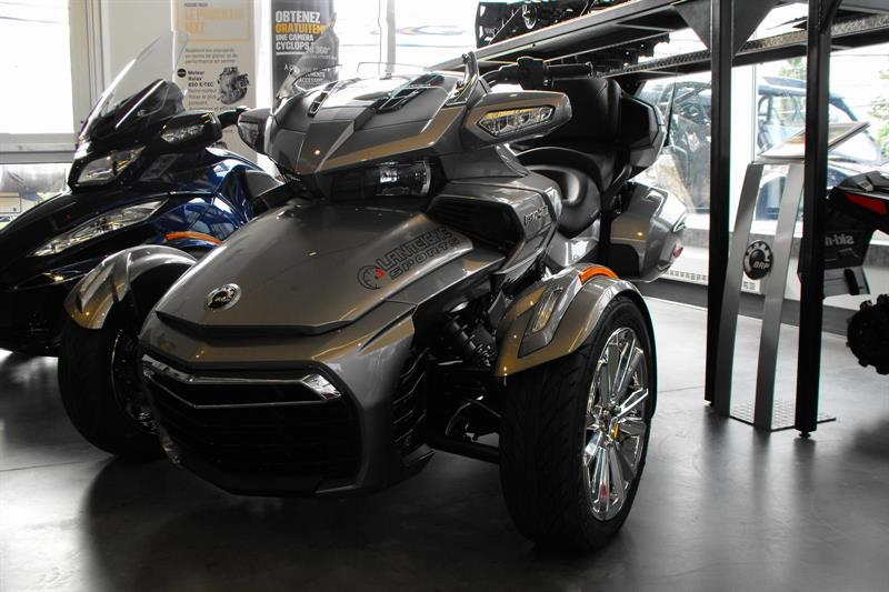 Can-am Spyder F3 Ltd 2017
