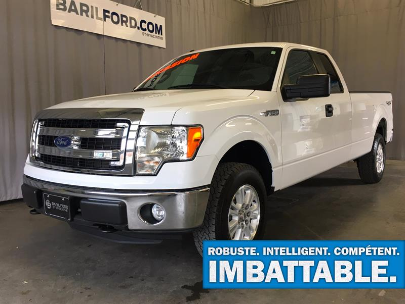 Ford F-150 2014 4WD SuperCab #c6462