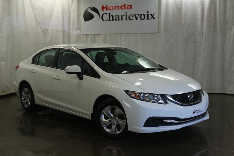 Honda Civic Sedan 2014 LX #C2638A