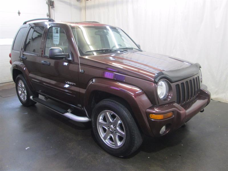 Jeep Liberty 2004  Limited 4WD #7-0817