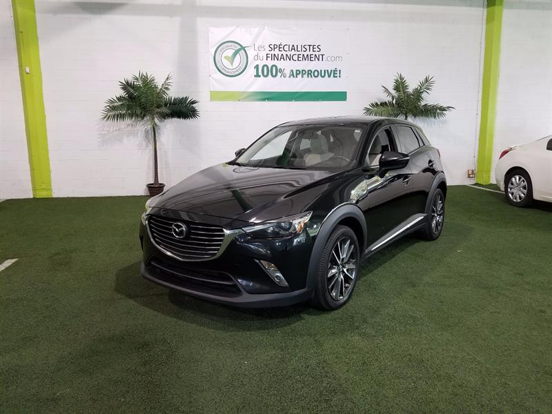 Mazda CX-3 2016 AWD 4dr GT #1998-09