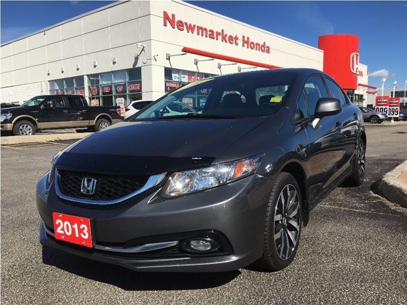 2013 Honda Civic Touring #OP-4485