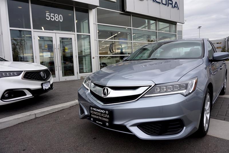2016 Acura ILX 4dr Sdn Pkg Tech #786262A