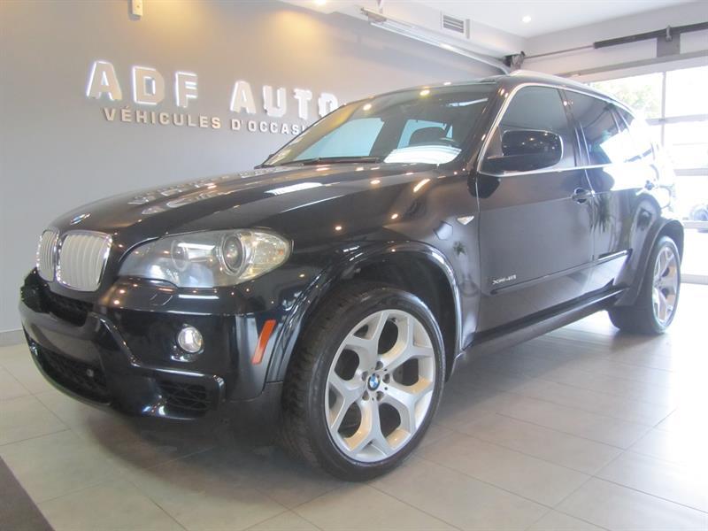 BMW X5 2010  4.8i XDRIVE M SPORT PACKAGE #4228