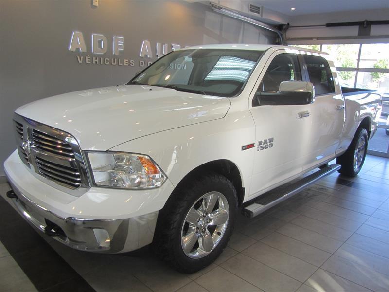 Ram 1500 2014 BIG HORN / CREW CAB / 4X4 /DIESEL #4229