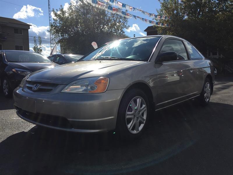 Honda Civic Cpe 2003