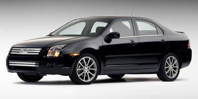 Ford Fusion 2008 SE #17738B