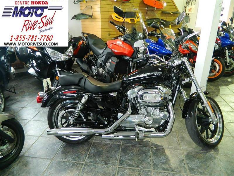 Harley Davidson XL 883 N 2016