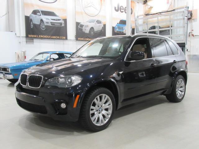 BMW X5 2011 35I M PACK 7 PASS #A6423