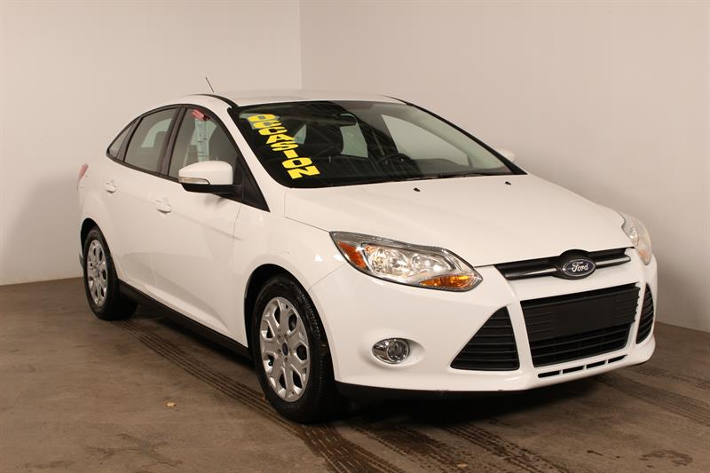 Ford Focus 2012 SE Sedan ** 44$ / Semaine ** #70211A