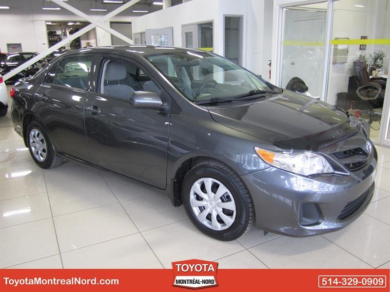Toyota Corolla 2012 CE Gr. Electric #2736 AT