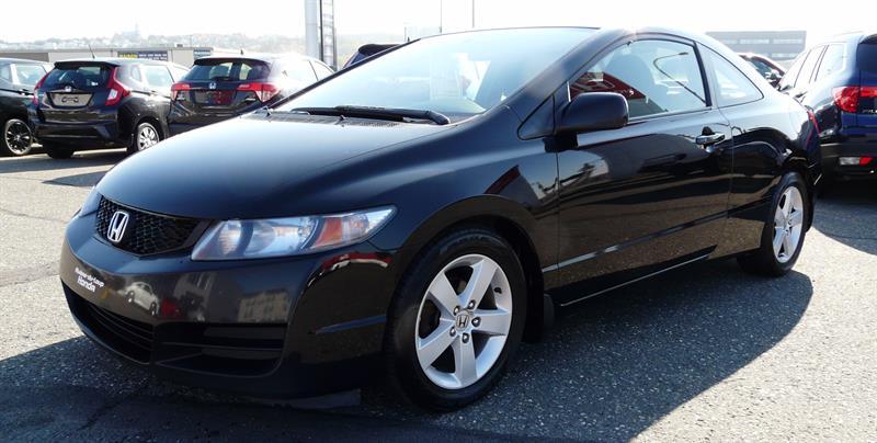 Honda Civic Cpe 2010 2dr Auto LX SR #U3031A