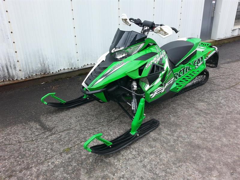 Arctic Cat F 1100 Turbo RR 2013
