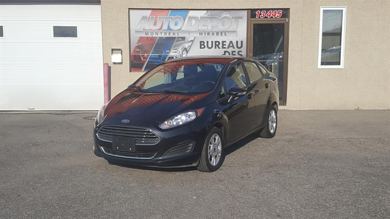 Ford Fiesta 2015 Sedan SE Auto, AIR CLIMATISÉ, MAGS #5929