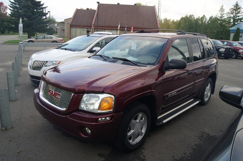 GMC Envoy 2002 4WD #17627AA