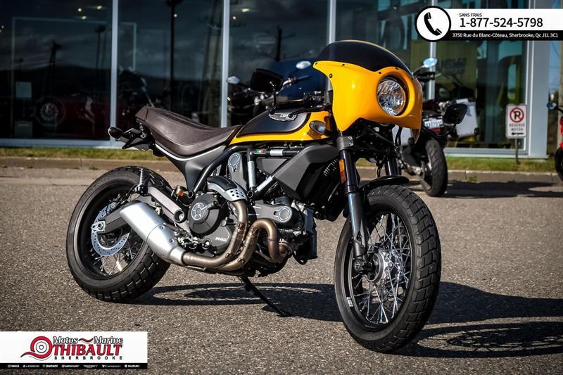 Ducati Scrambler Classic 2016