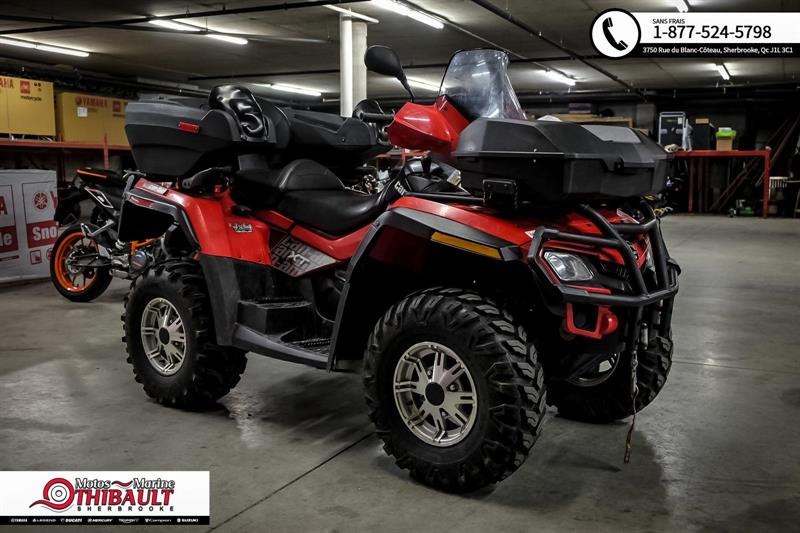 Can-am Outlander 650 2010