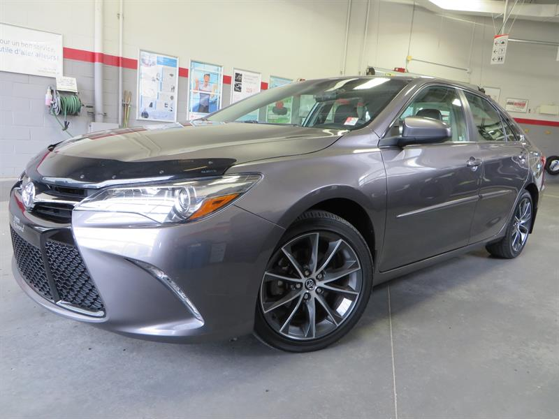 Toyota Camry 2015 XSE 4 CyL. *GPS +TOIT* #38065A