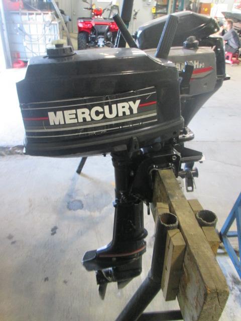 Mercury 9.9 0