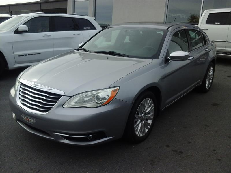 Chrysler 200 2014 4dr Sdn Limited #03948A
