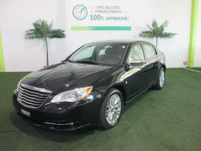 Chrysler 200 2011 4dr Sdn Limited #2015-10